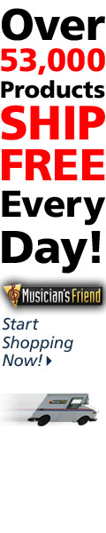 Musicians Friend, Musical Instruments: Buy Musical Instruments & Music Gear Direct from Musicians Friend